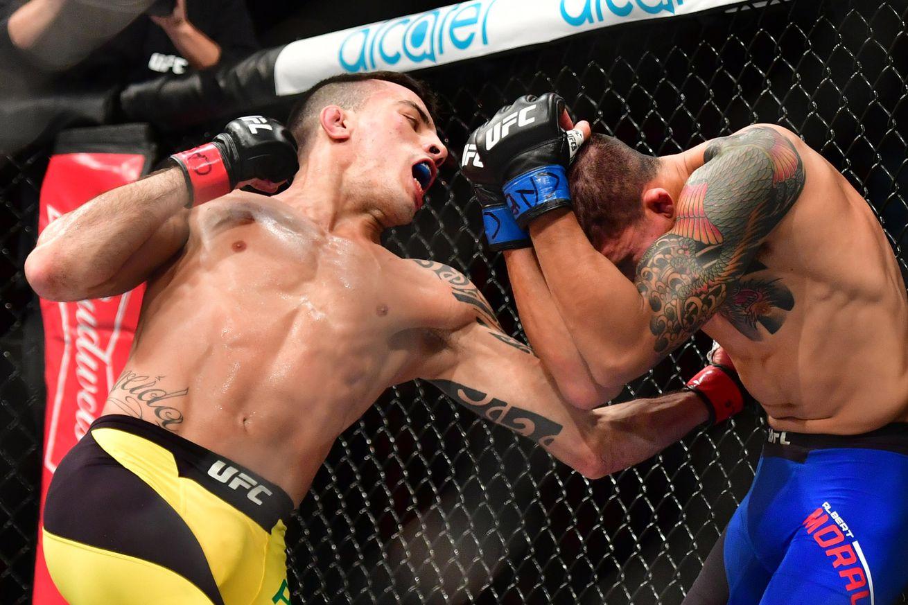 UFC on FOX 25 fight card: Thomas Almeida vs Jimmie Rivera preview