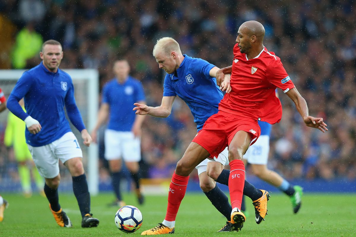 Sam Allardyce 'wants Steven N'Zonzi at Everton'