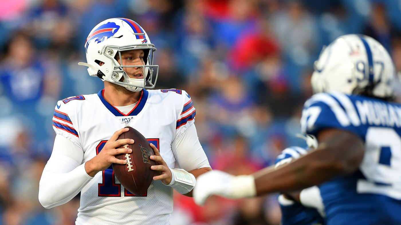 Five observations of the Buffalo Bills starters against Indianapolis Colts