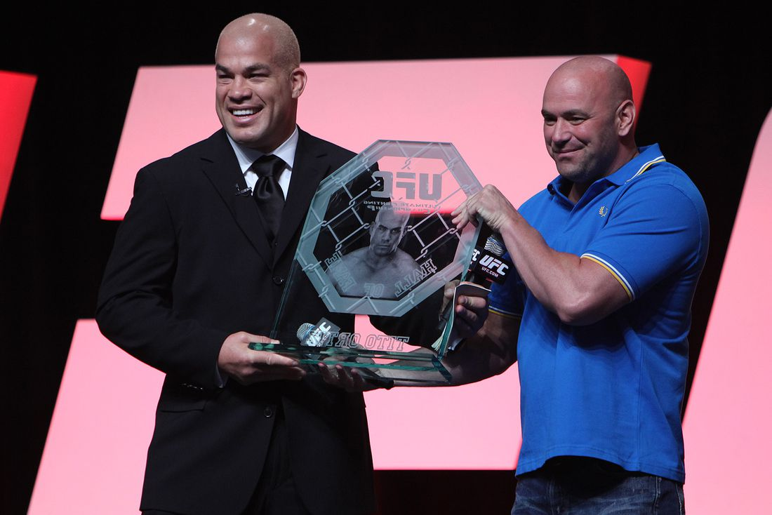 Tito Ortiz Hall of Fame (MMA Fighting)