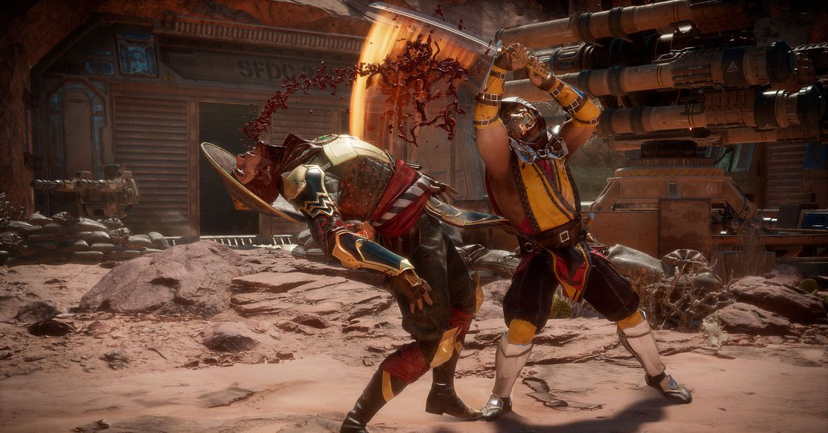 Mortal Kombat 11 update adds crossplay on PS4, Xbox One