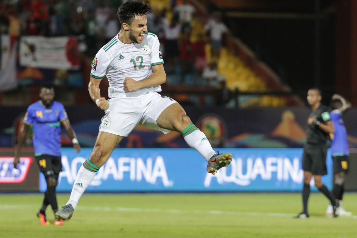 2019 Africa Cup of Nations - Tanzania vs Algeria