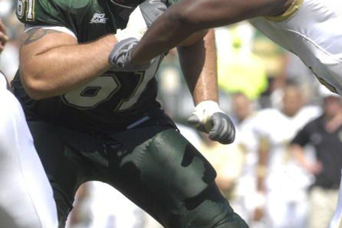 Zach Hermann in 2007.
