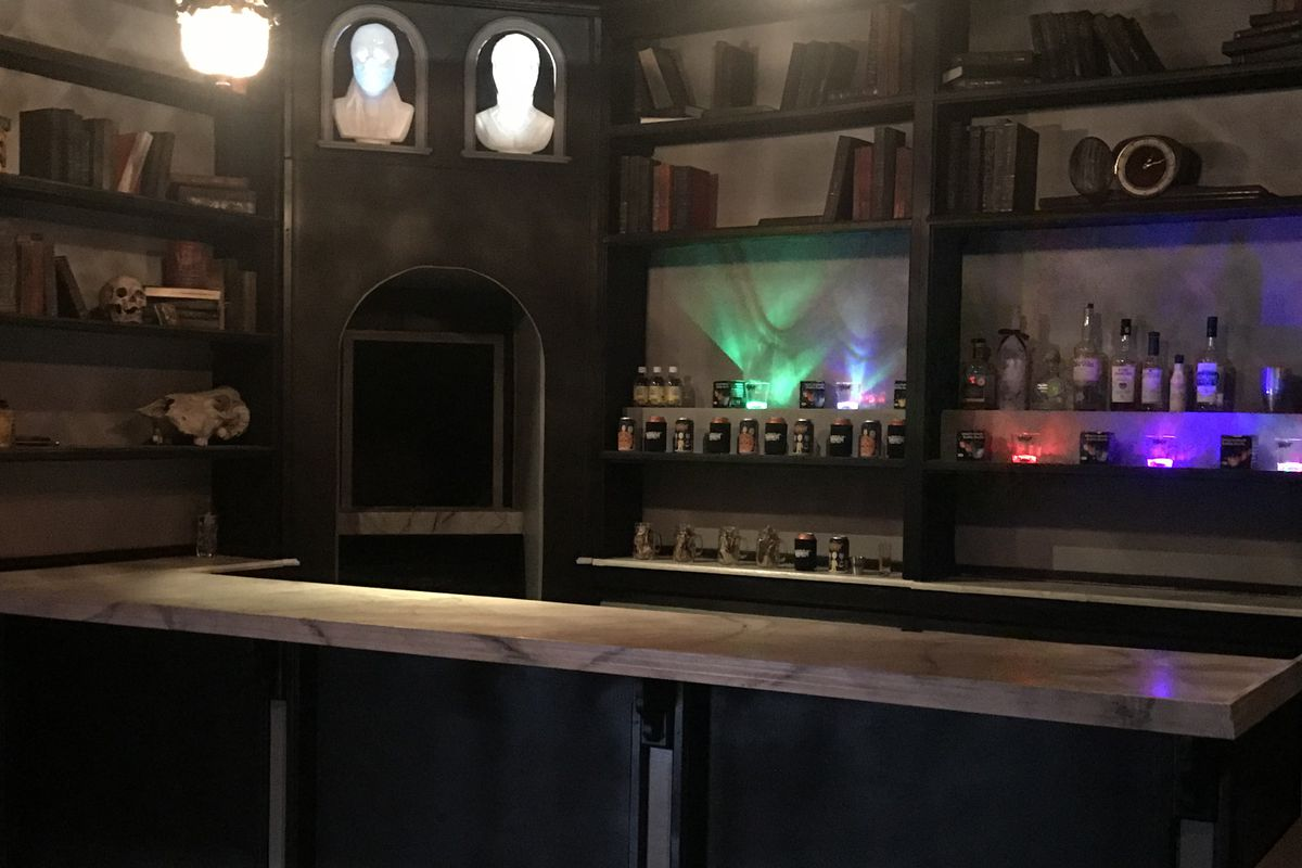 Austin Haunted House House of Torment Adds a Full Bar - Eater Austin