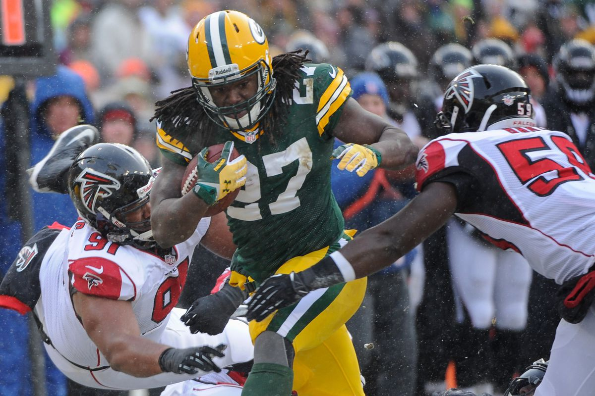 Falcons Vs Packers 2013 Results Green Bay Rallies By Atlanta 22 21 Gets First Win Without Aaron Rodgers Sbnation Com