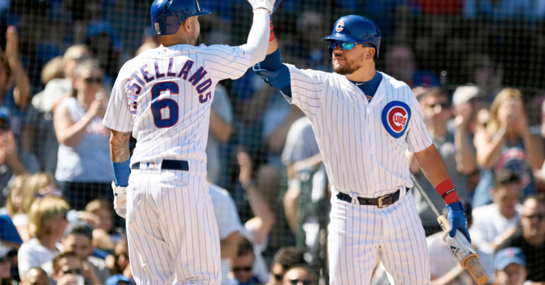 Cubs offense a hit again in rout of Pirates