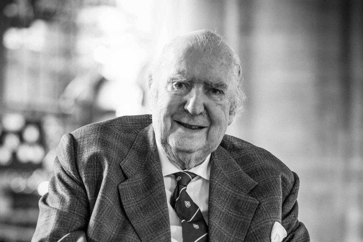 Pizza Express pizza restaurant founder Peter Boizot, who died at 89