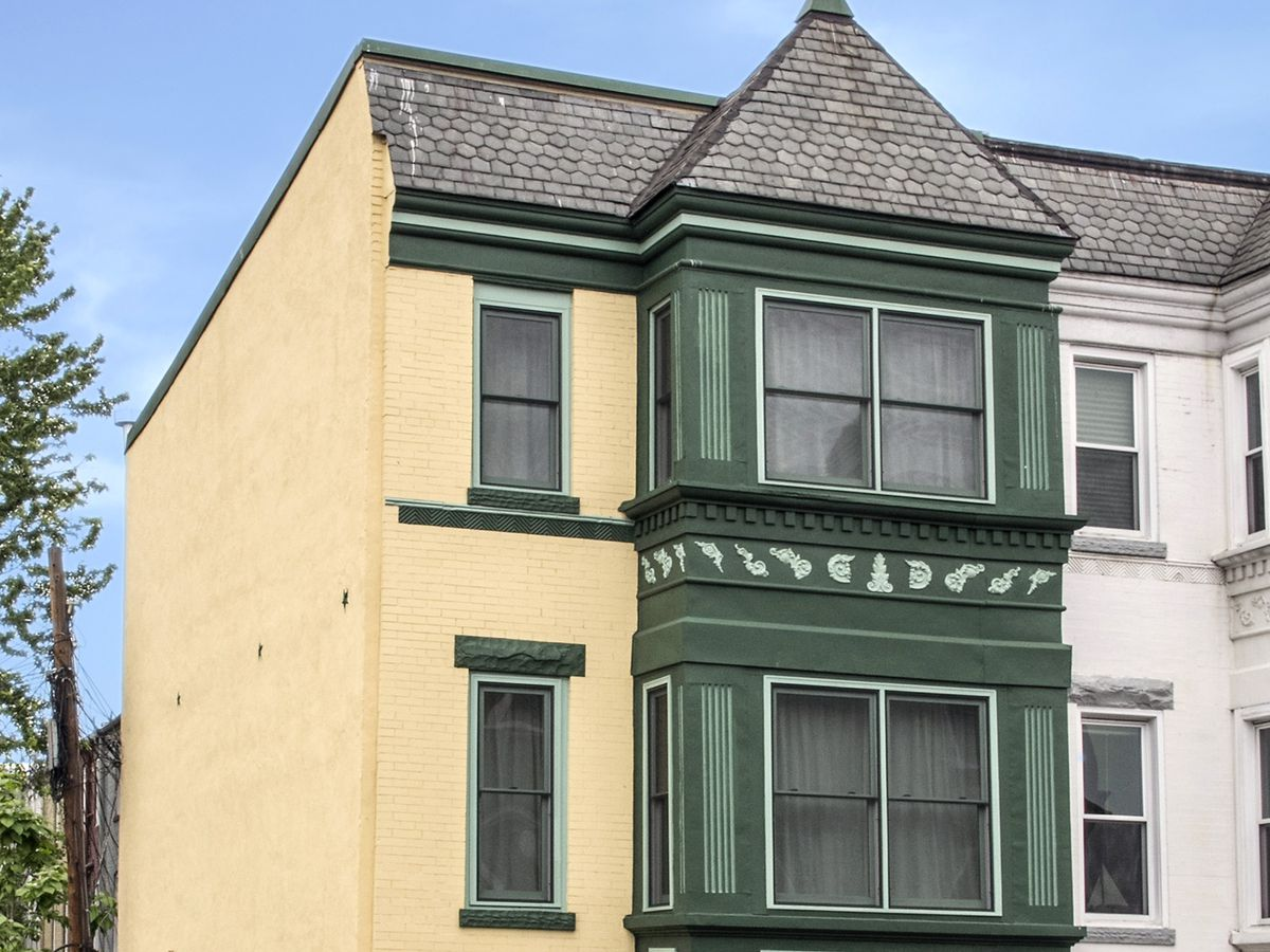 8 historic D C  homes once owned by African-American icons