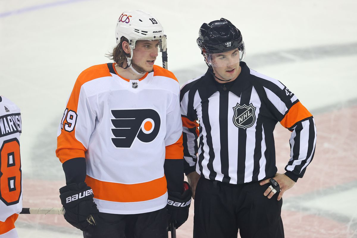 NHL: APR 29 Flyers at Devils