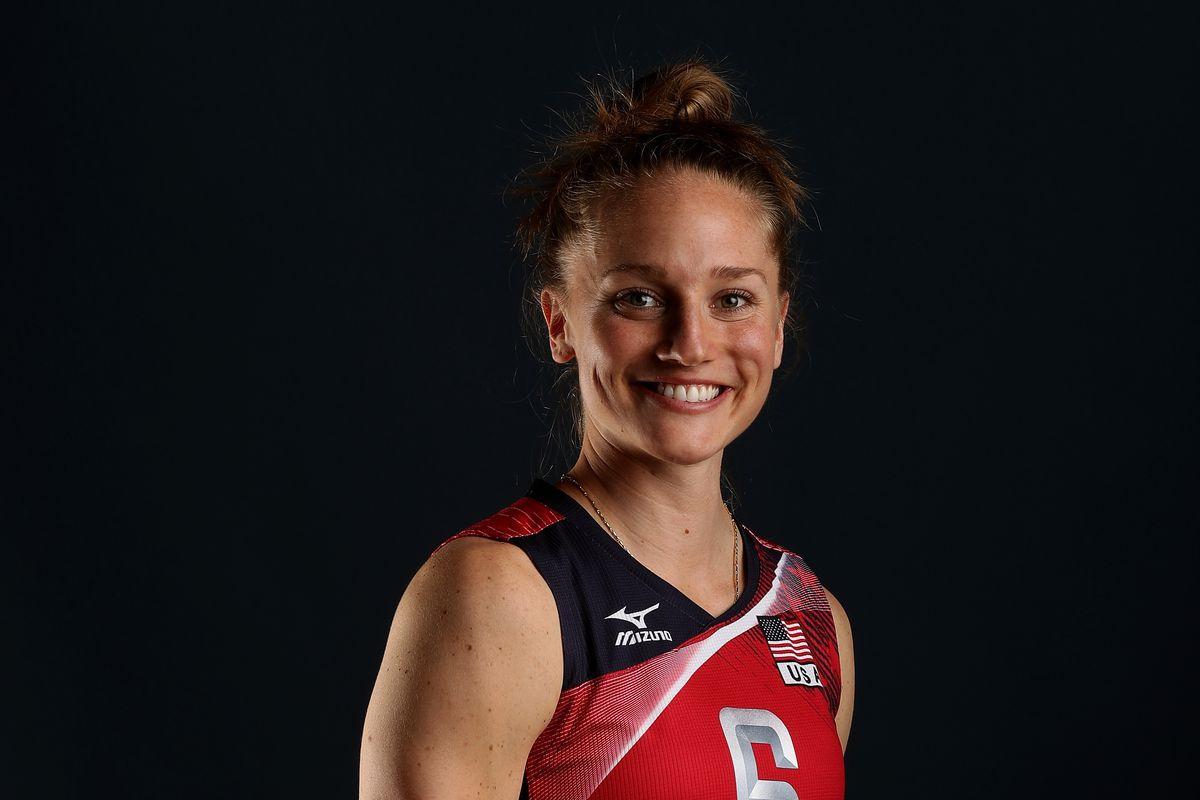 size 40 cf1ae c473b Rio 2016 Olympic Calympian: Carli Lloyd, Women's indoor ...