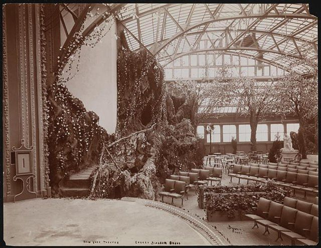 The Gilded Age Origins Of New York City S Rooftop Gardens