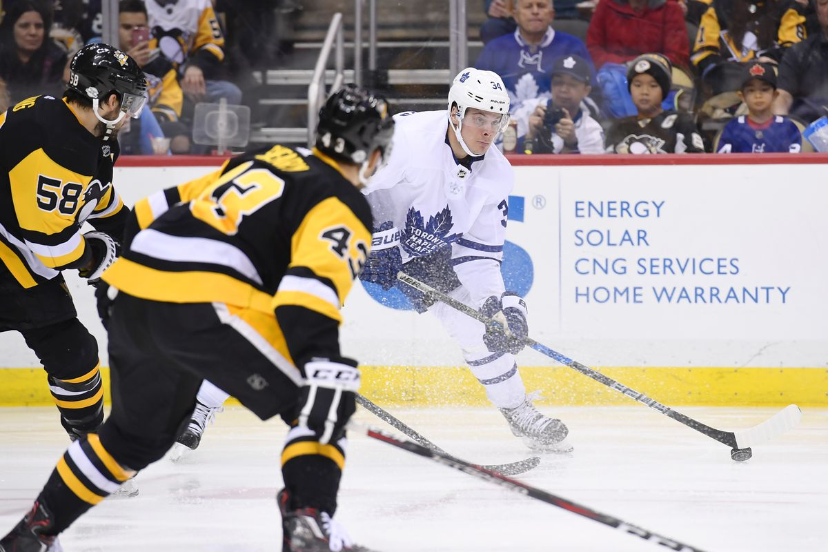 Game 20 Preview: Toronto Maple Leafs @ Pittsburgh Penguins 11/16/2019: lines, how to watch