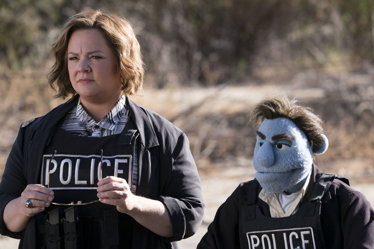 Melissa McCarthy in The Happytime Murders