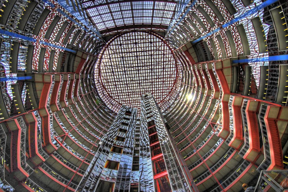 Preservationists Thompson Center One Of The Most