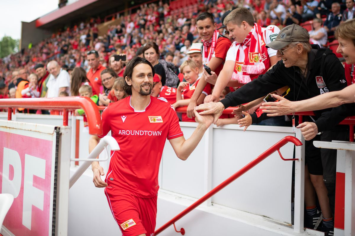 FC Union Berlin vs Brondby IF - exhibition match