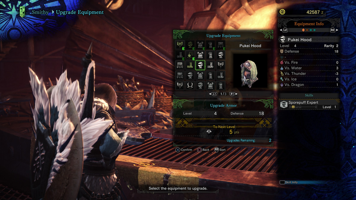 Monster Hunter: World guide: How to upgrade your armor - Polygon