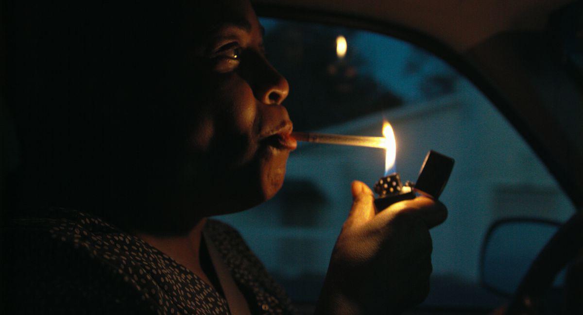 Karen Kaia Livers in Burning Cane.