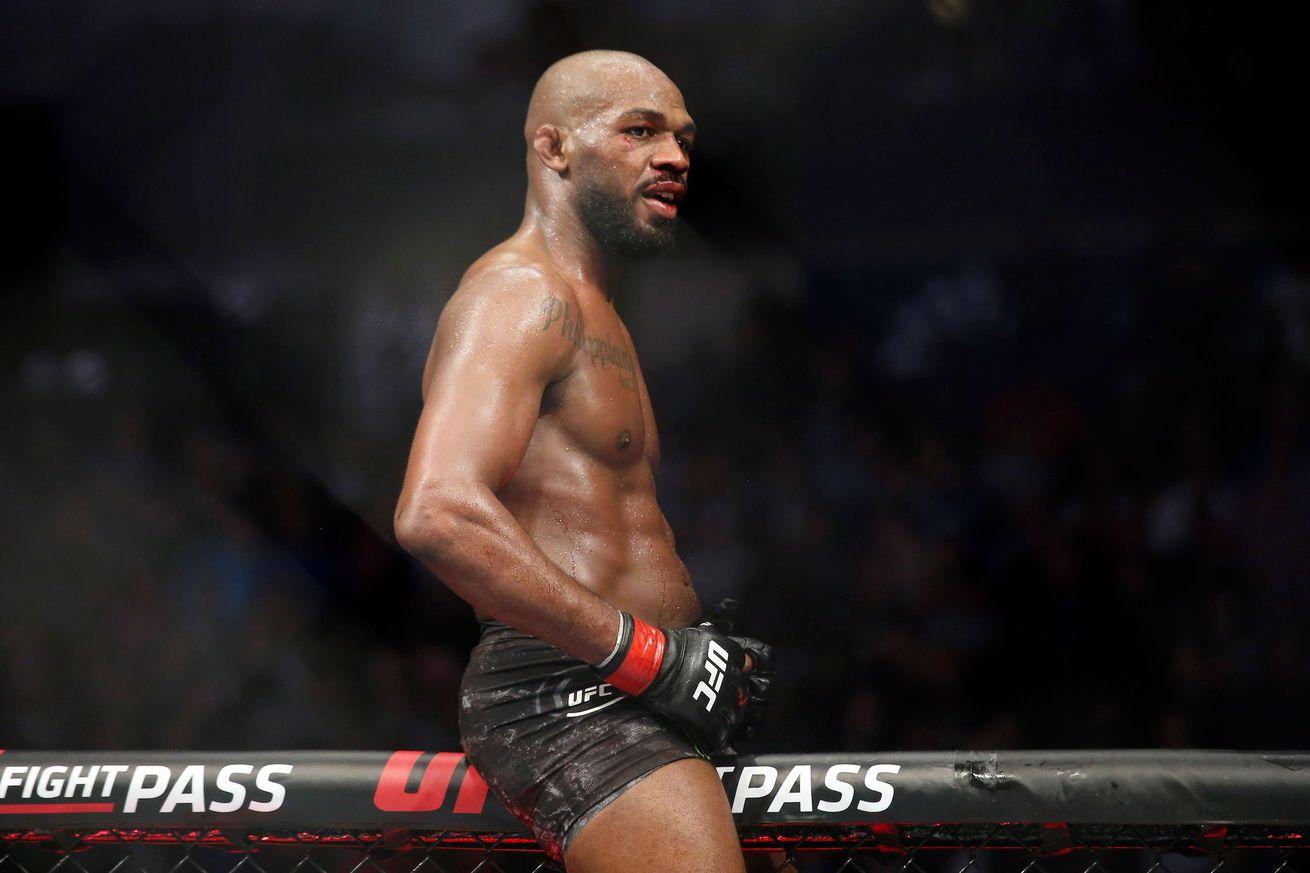 MMA: UFC 247-Jones vs Reyes