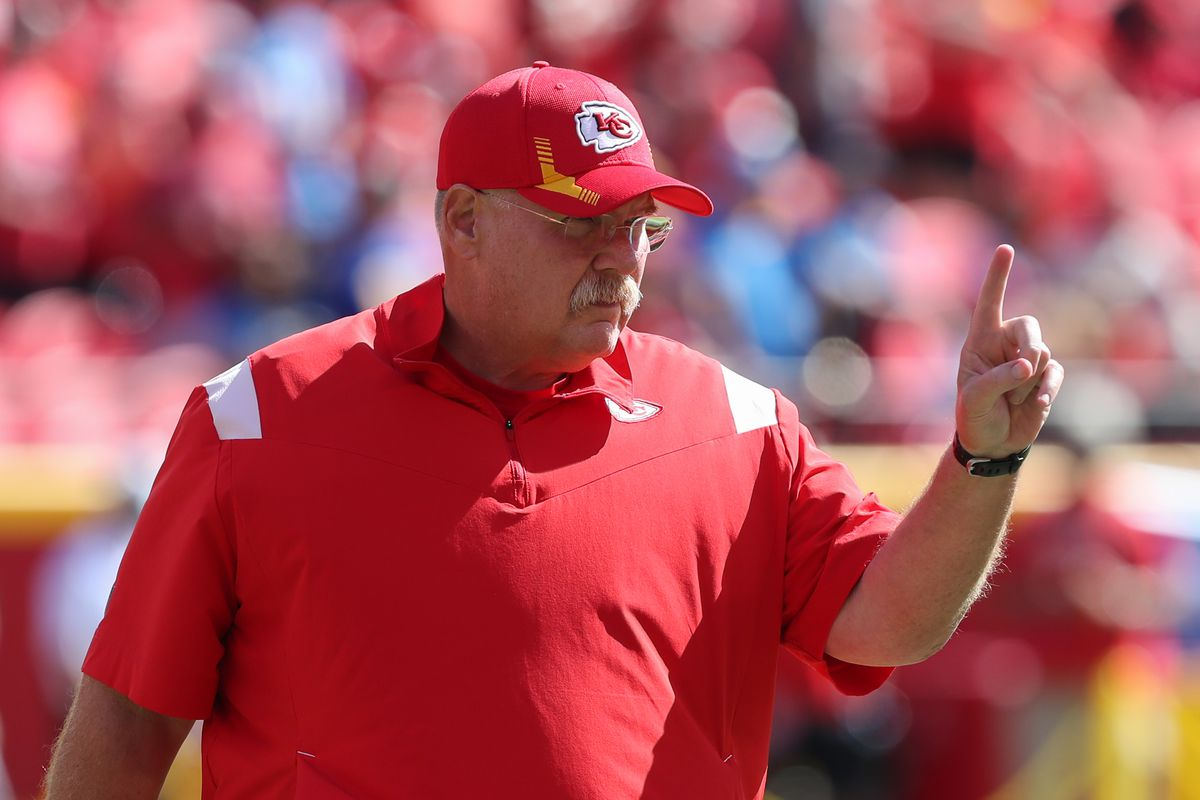 NFL: SEP 26 Chargers at Chiefs