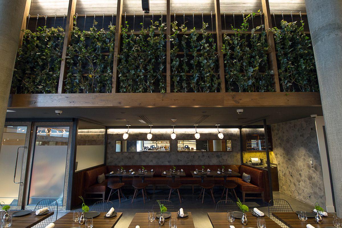 Paul Liebrandt New Restaurant