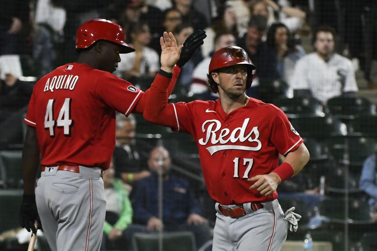 MLB: Cincinnati Reds at Chicago White Sox