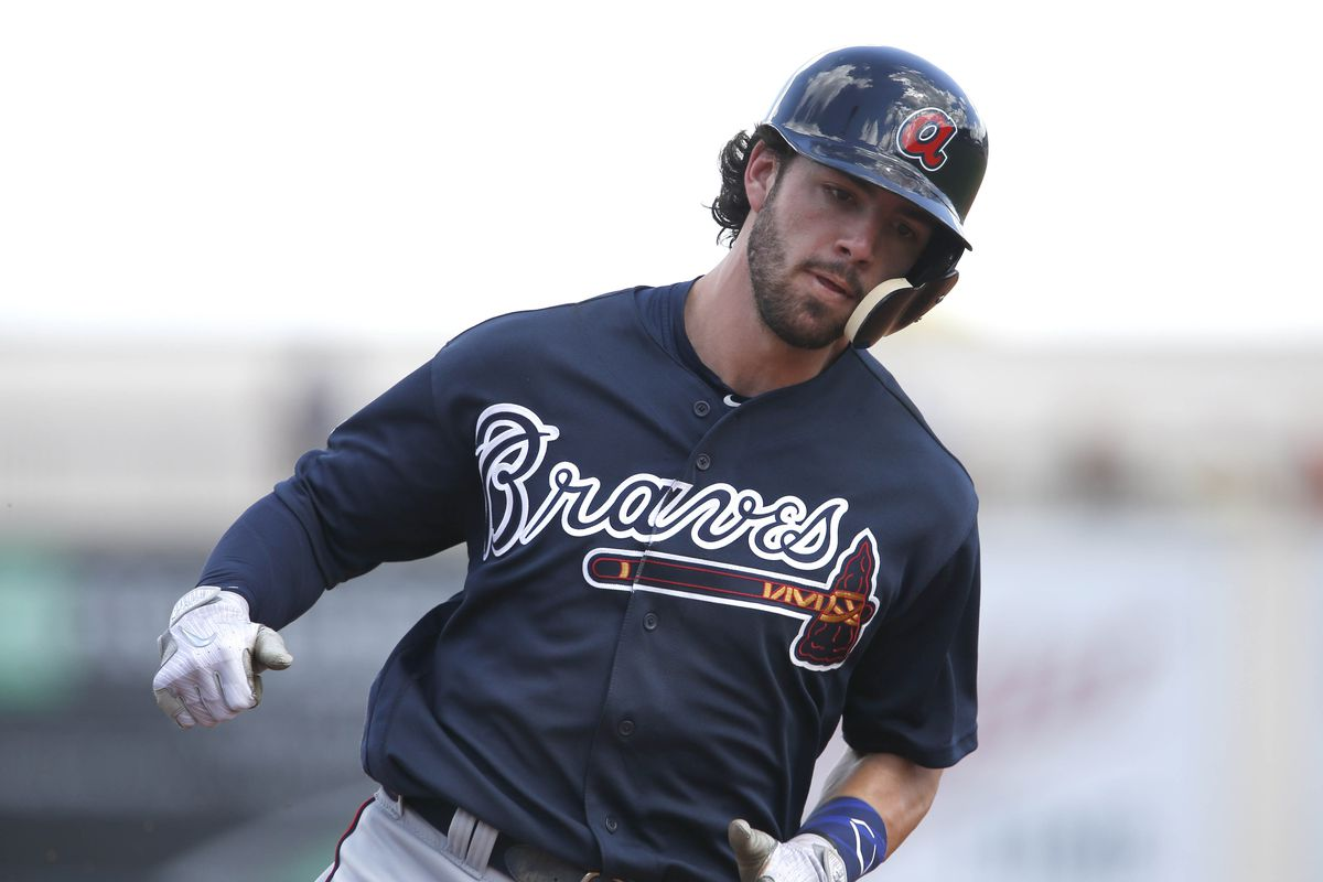atlanta braves news dansby goes deep in another braves defeat