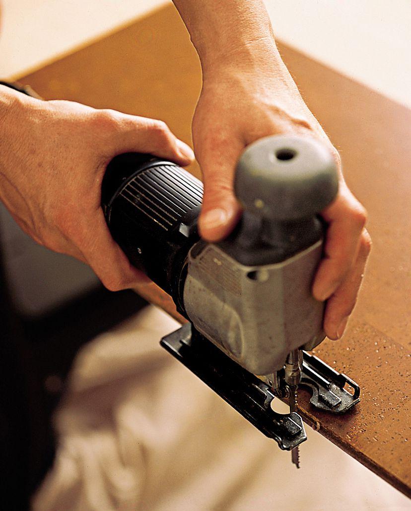 Oct 2006 issue, Homeowners Handbook, cork floor step 3