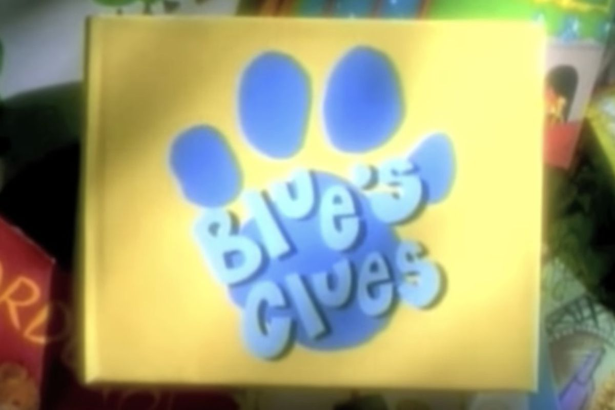 Nickelodeon is rebooting 'Blue's Clues' - Deseret News