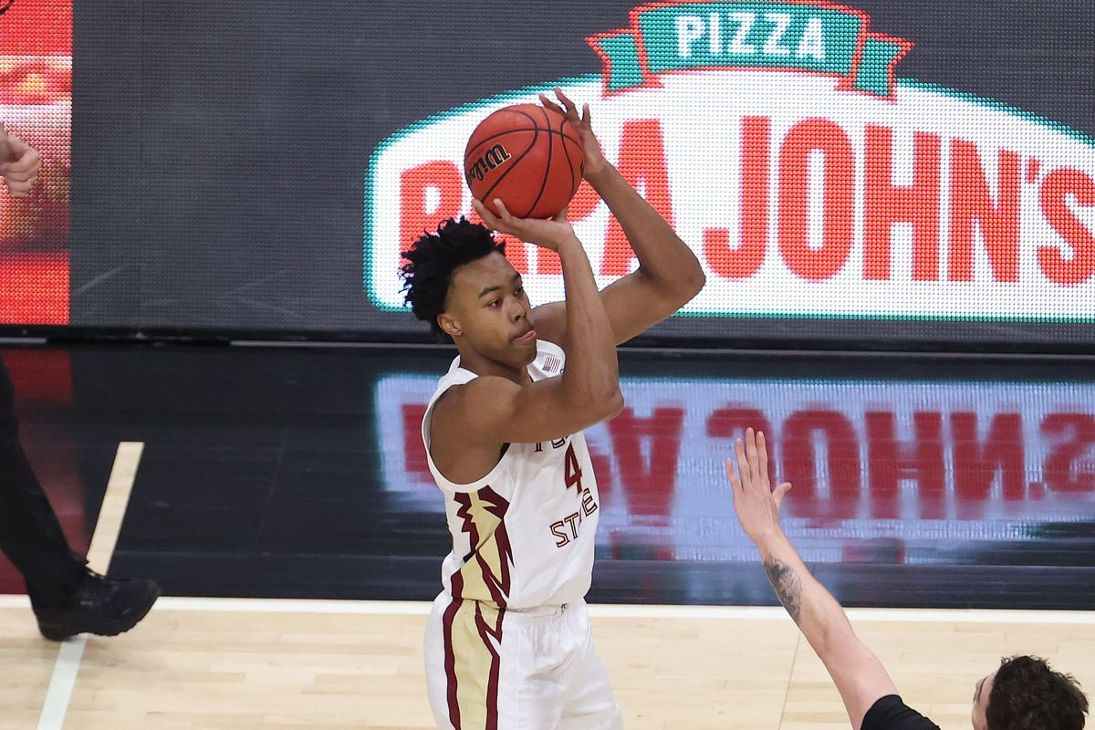 Scottie Barnes could add some more Florida State flavor to the Bulls' roster if they end up drafting him this year.