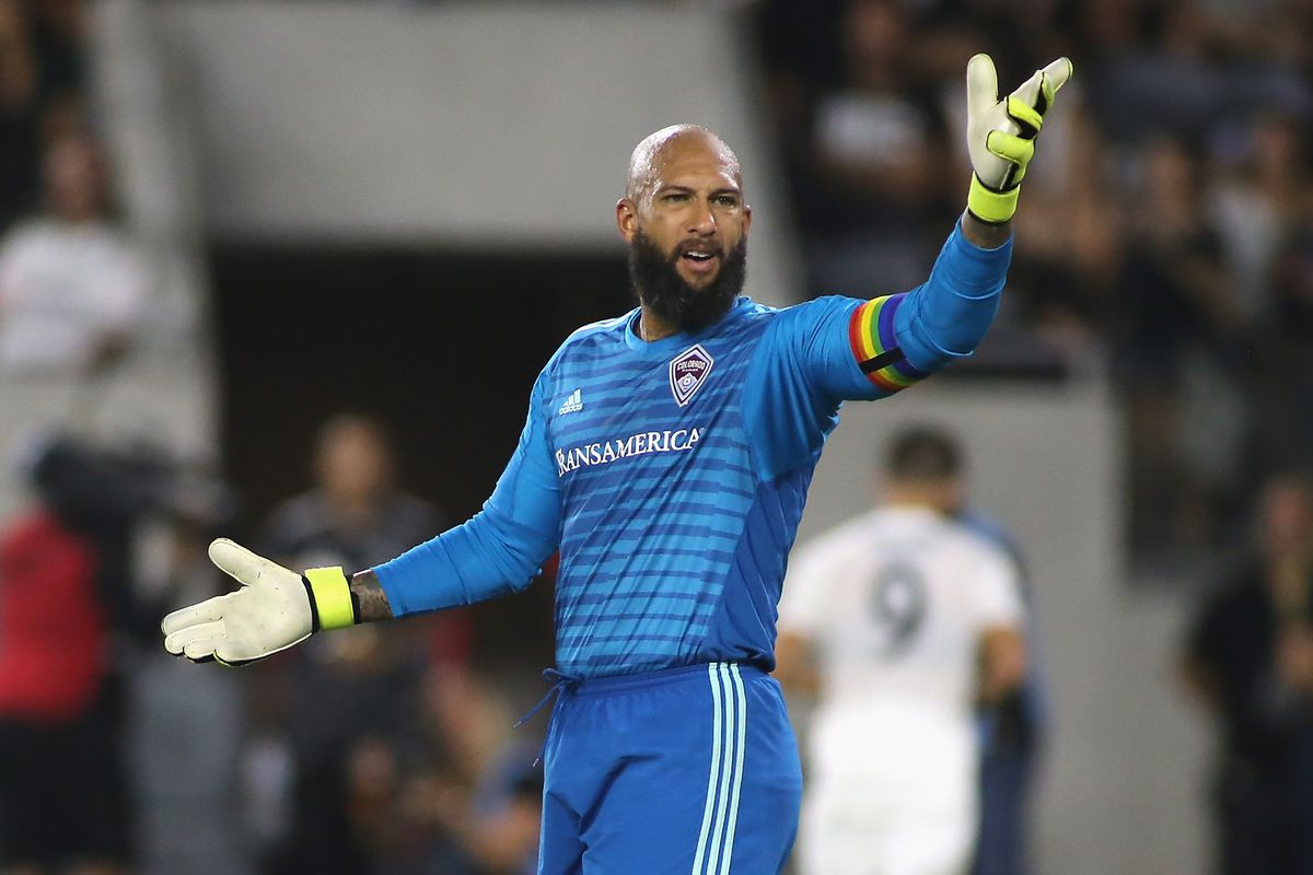 Image result for Tim Howard retirement