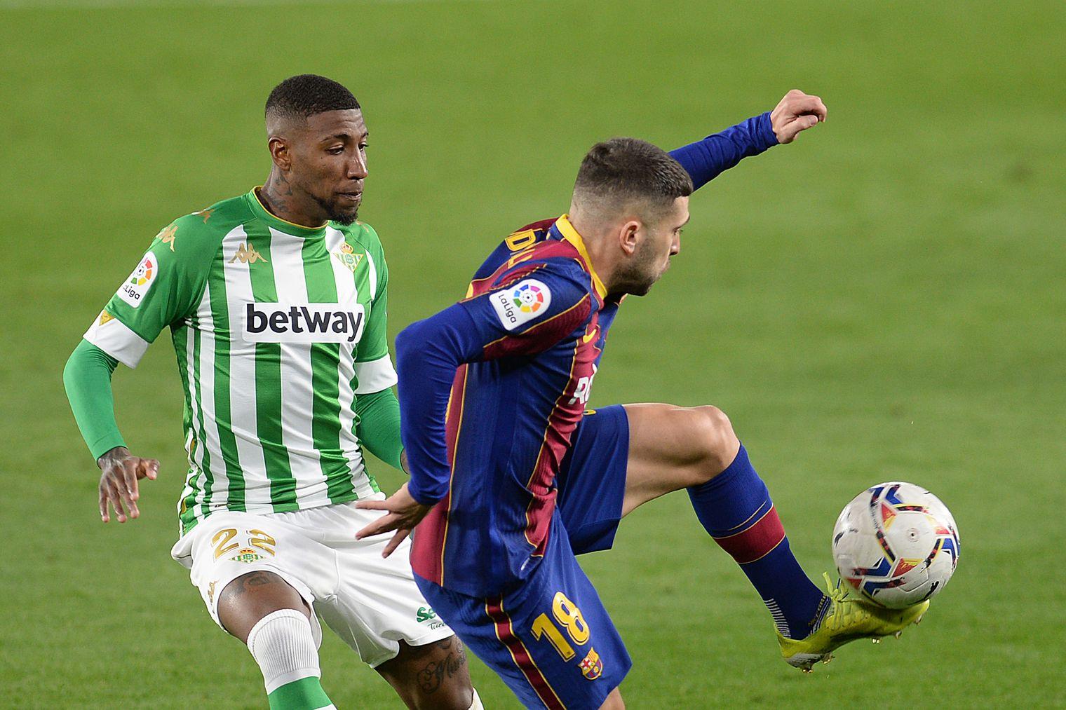 Bayern Munich join race to land Emerson - report - Barca ...