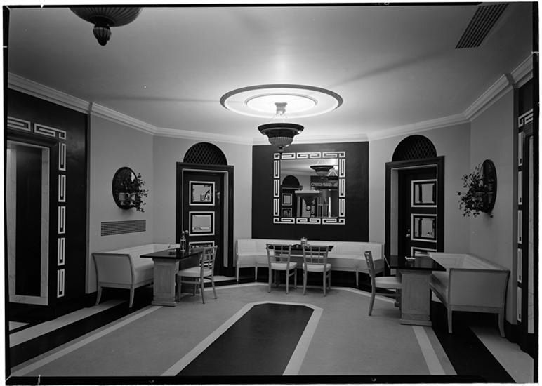 d1be1a6f32ea43 Inside 1930s Designer Dorothy Draper s Riotously Colorful World - Curbed