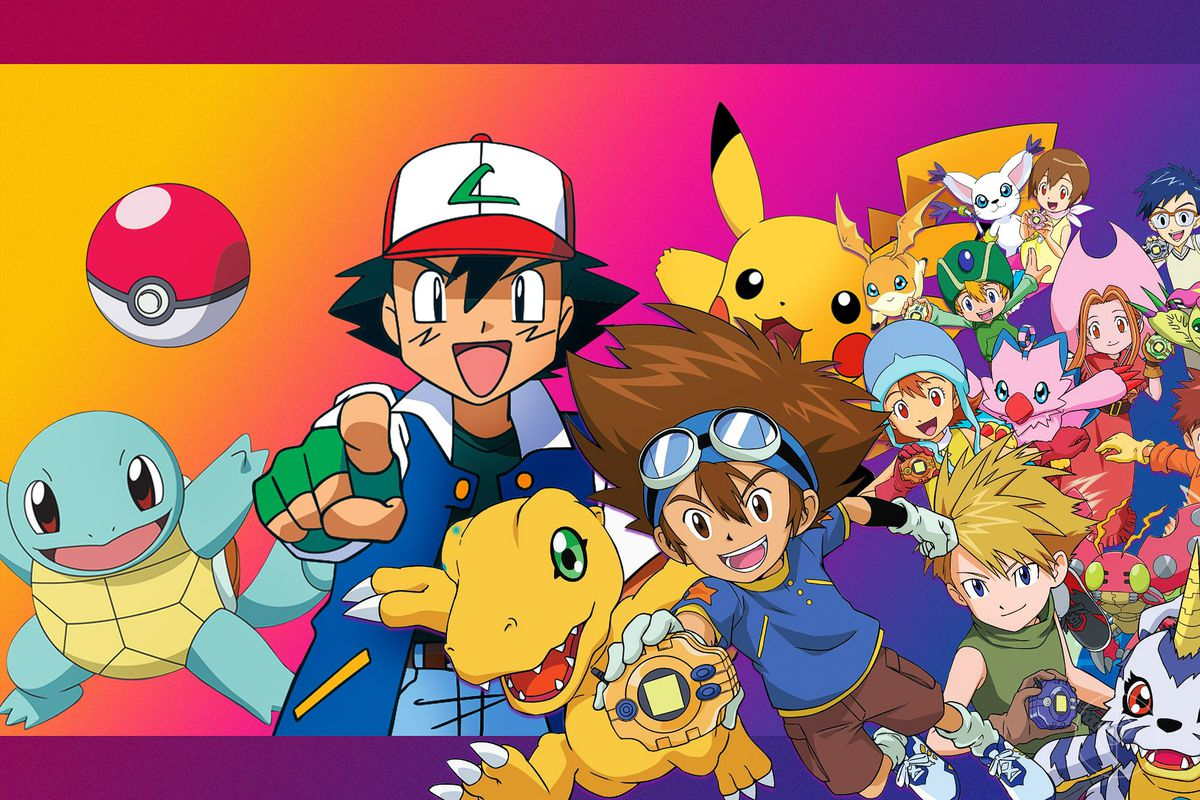 Digimon Vs Pokemon Which Show Was Better Polygon