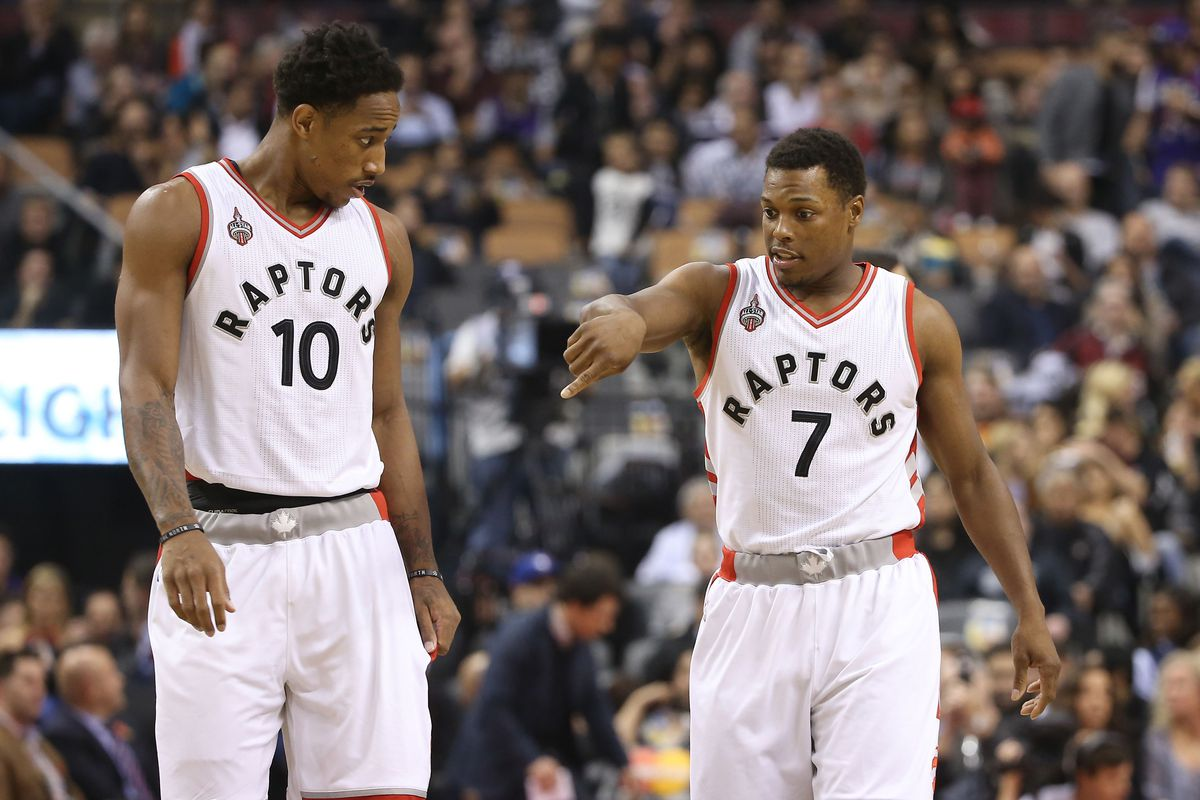 2cc7bf59233d Dinos   Digits  Lowry and DeRozan are the best backcourt in the East ...