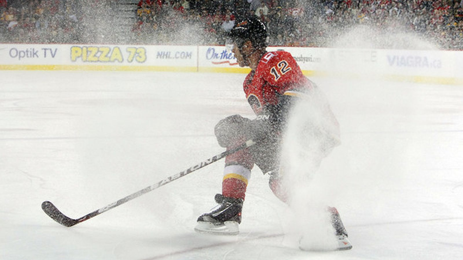 descriptive essay hockey game Essay concussions: trauma in hockey today, many concussions affect the game of hockey in several ways from on and off the ice.