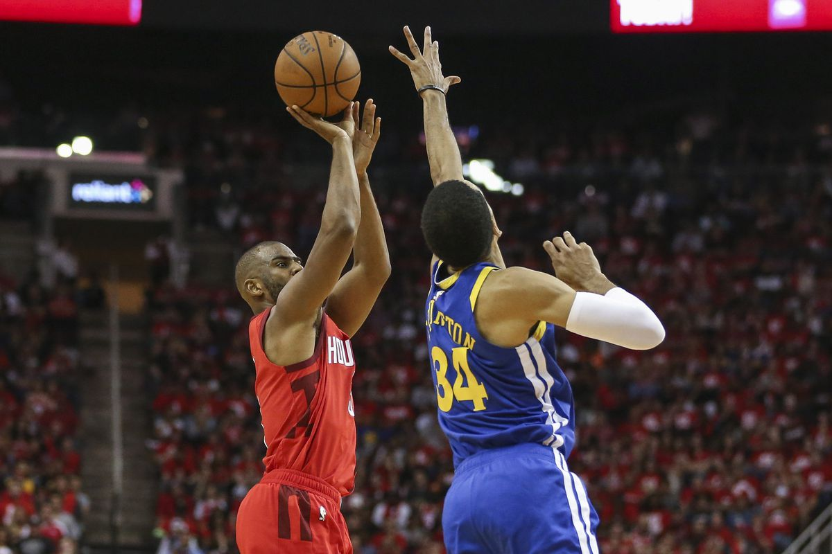 7a9c9bca5 Houston Rockets vs. Golden State Warriors Game 6 preview - The Dream ...