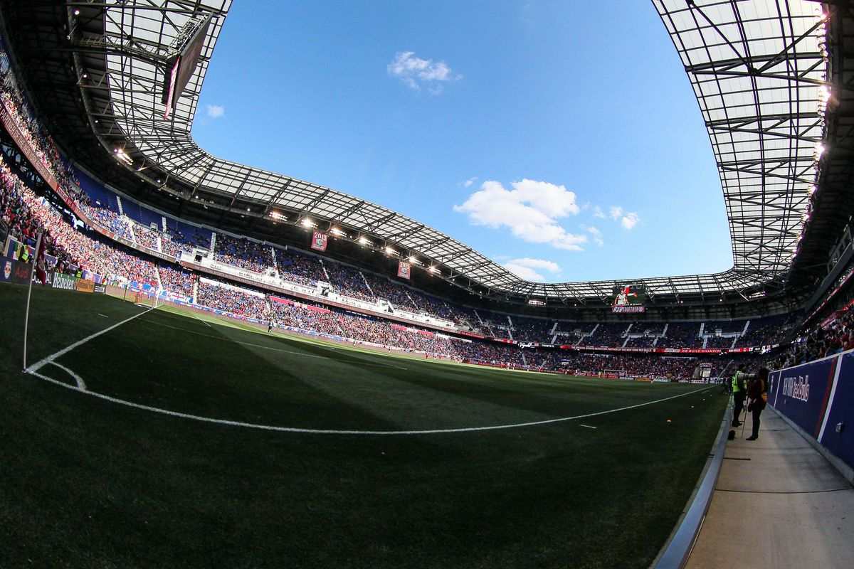 Red Bull Arena Tax Issue has been solved