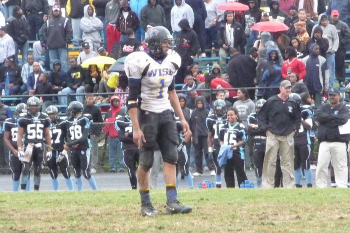 Titus Till is one of Maryland's biggest commitments in 2010.