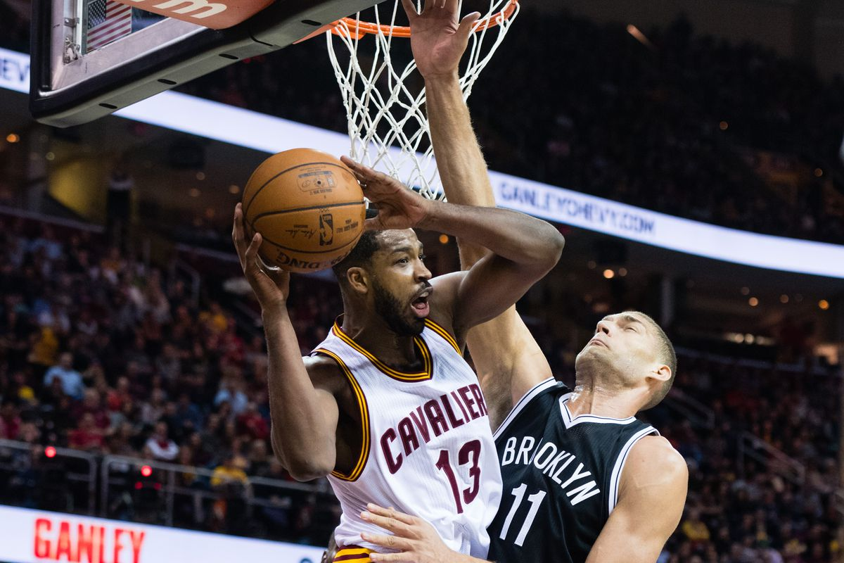 Brooklyn Nets v Cleveland Cavaliers