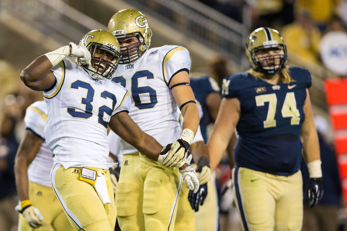 Could a potentially returning Jabari Hunt-Days make some noise on the Georgia Tech defensive line?