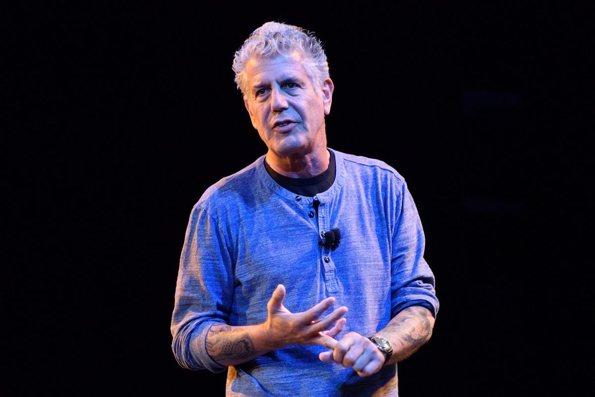 Anthony Bourdain Seattle Tour