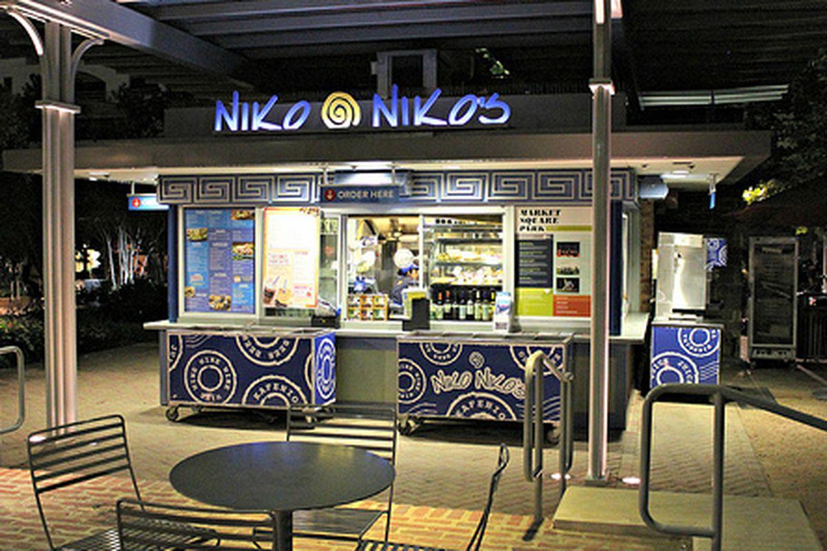 Niko Niko's at Market Square