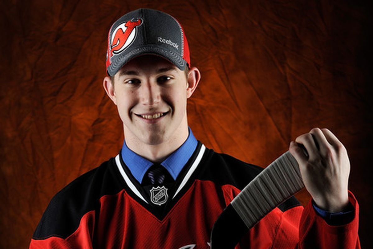 New Jersey Devils 2nd Round Draft Pick, 60th Overall - Damon Severson