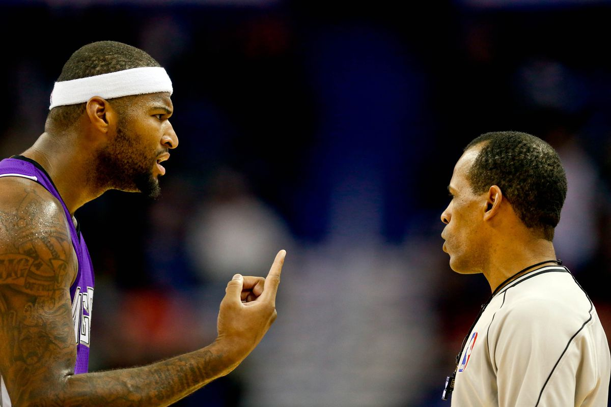 If you were viral meningitis, would you fight DeMarcus Cousins?
