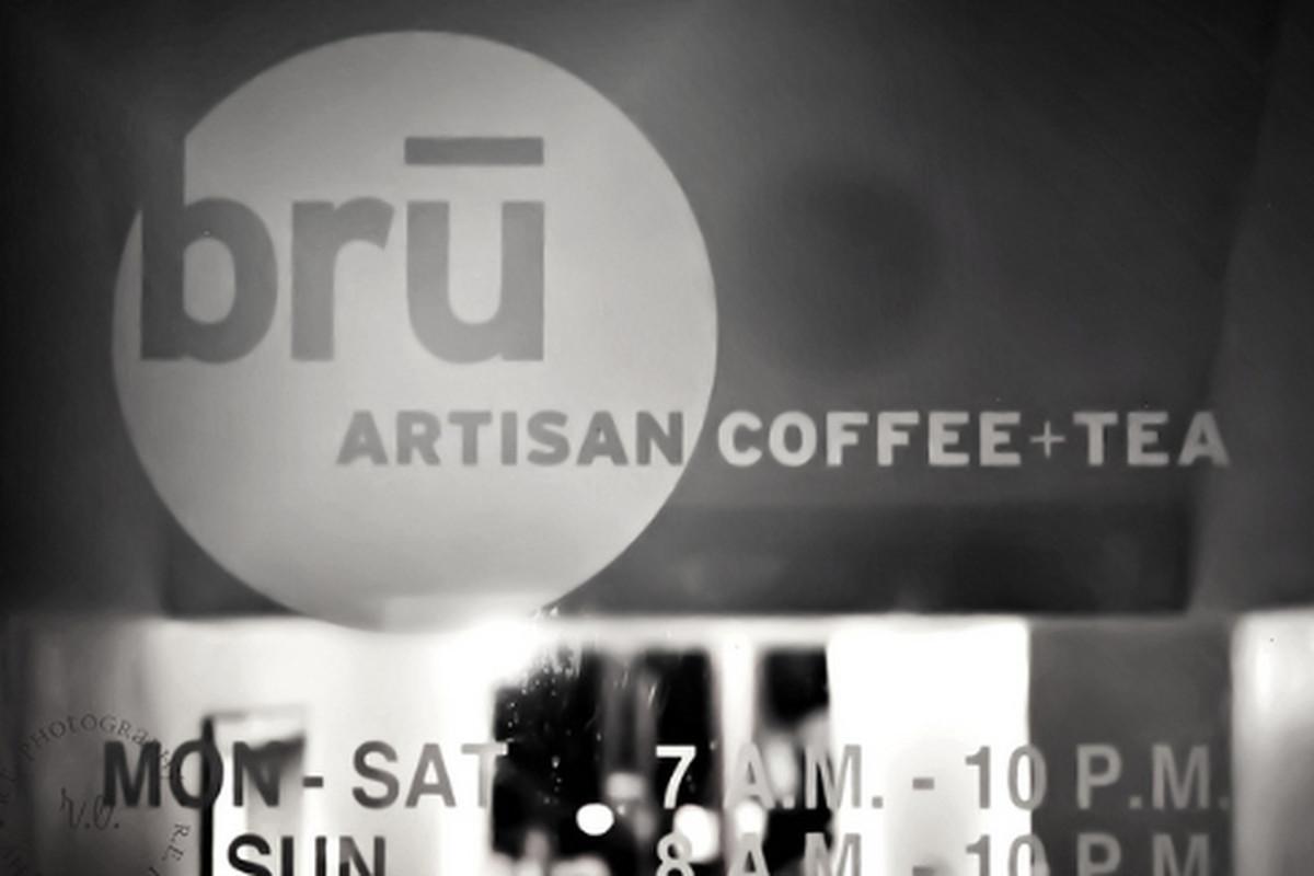 Bru Coffee Bar, Los Feliz.