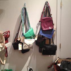 Crossbody bags, $25—$50