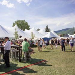 Tasting Tents