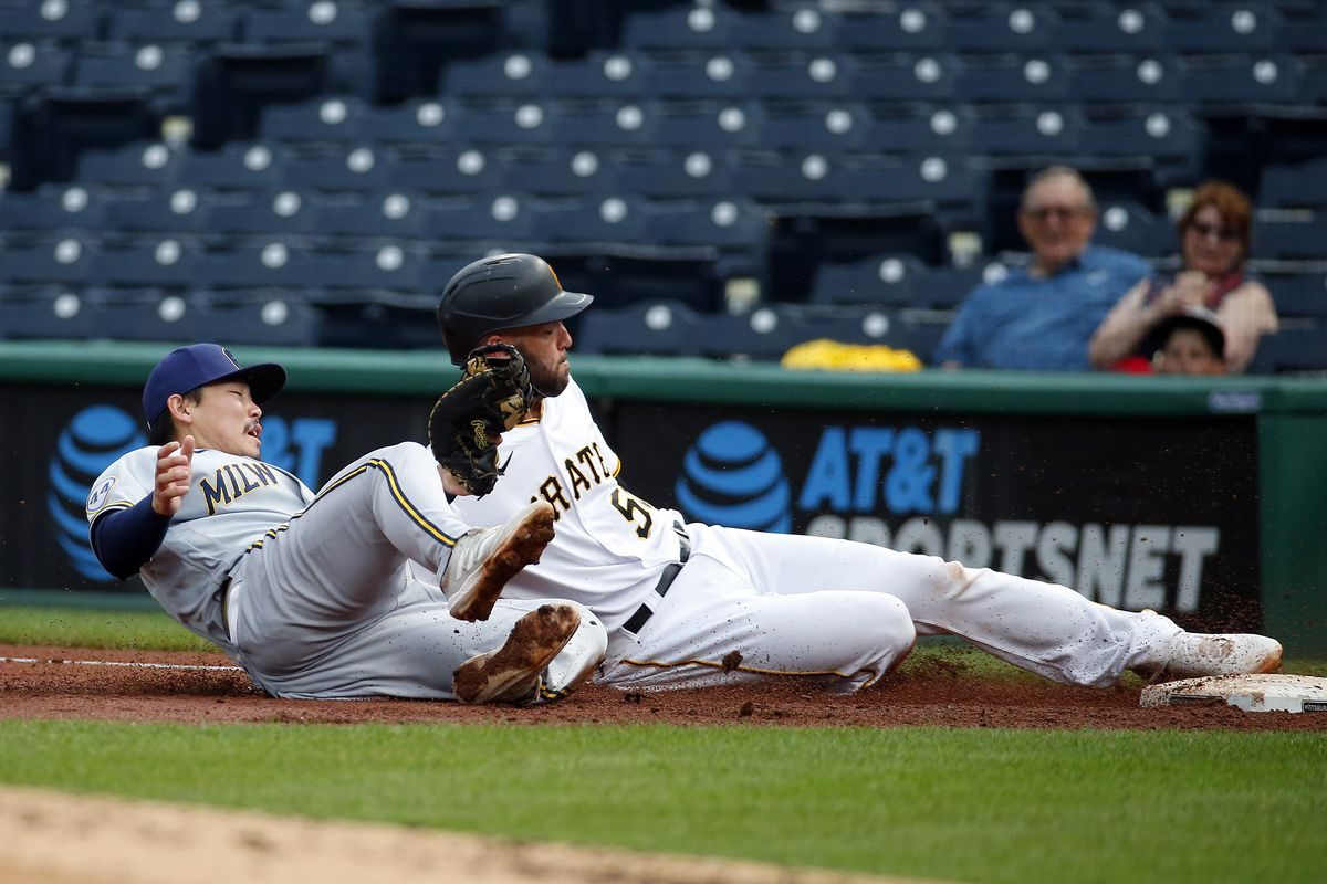 Series preview: The post-Frazier era begins with three against Milwaukee -  Bucs Dugout