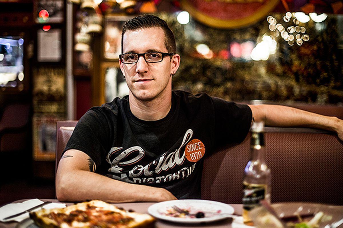 Chef James Rigato
