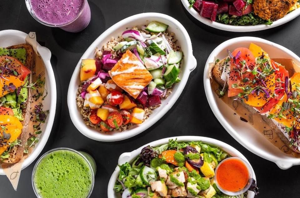16 of the Best Healthy Restaurants in Chicago - Eater Chicago